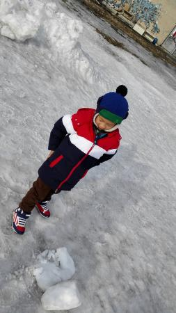 Liaoyang, الصين: 弓长岭滑雪场