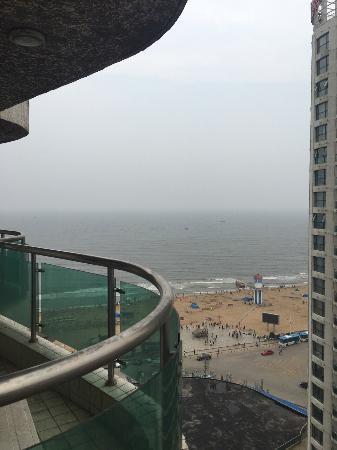 Changli County, Cina: 观海第一楼时代海岸公寓