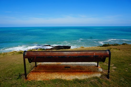 Waikawa, Nueva Zelanda: Curio Bay