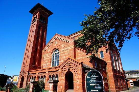 Invercargill, New Zealand: First Presbyterian Church
