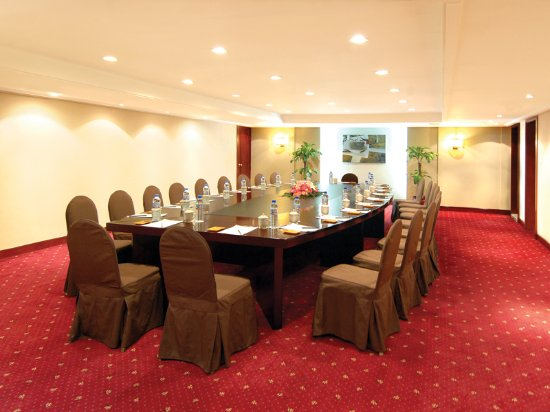 Yangtze Hotel : 主楼六楼会议室