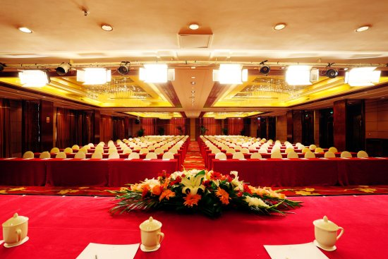Yangtze Hotel : 钻石厅