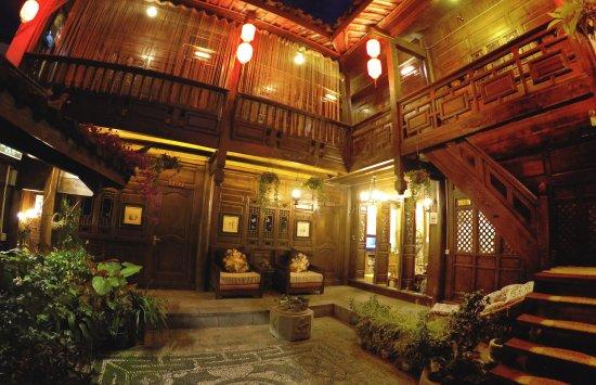 Lvye An Jia: 公共区域