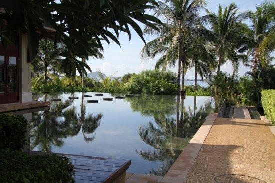 The Ritz-Carlton Sanya, Yalong Bay: 水景