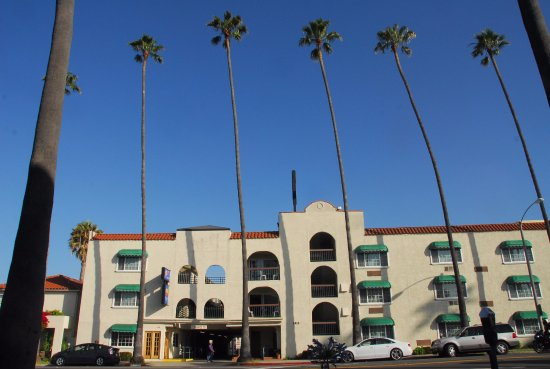 Comfort Inn Santa Monica: Comfort Inn Near Santa Monica Pier酒店周边的风景