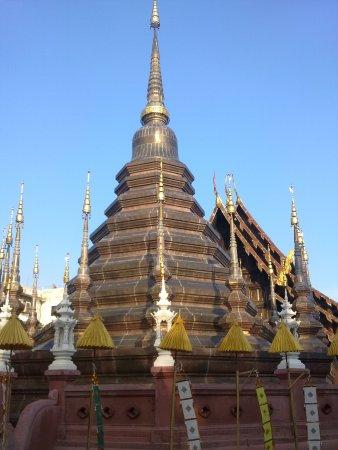 Wat Chiang Man: qingmaisi