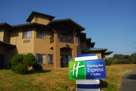 Arcata/Eureka Holiday Inn Express: Holiday Inn Express Hotel & Suites酒店的现场相片。