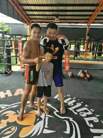Tiger Muay Thai - Day Classes: 虎泰拳训练营