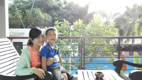 Baan Suwantawe: 素万塔维海滩酒店