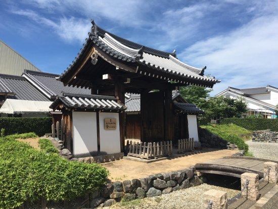 Imaichono Machinami: 夏天太热但是还是值得一来;游客很少感觉很棒