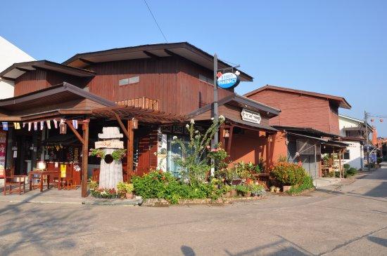 Lanta Old Town: 老镇建筑