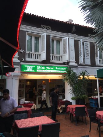 Photo of Indian Restaurant Shish Mahal Restaurant at 180 Albert Street Village Hotel Albert Court, Singapore 189971, Singapore