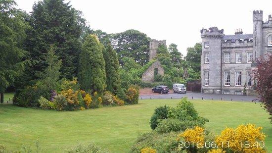 Airth Castle & Hotel: 环境