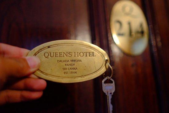 Queen's Hotel: 感觉很好