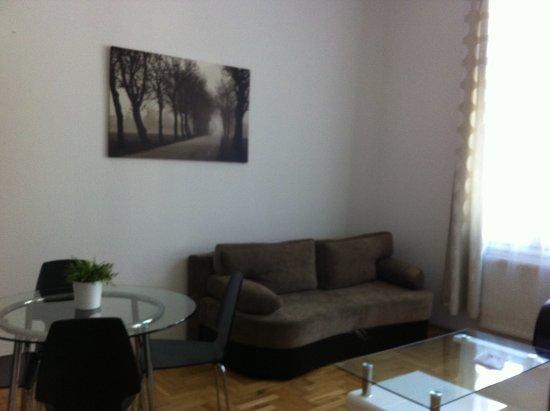 Foto de Gozsdu Court Aparthotel