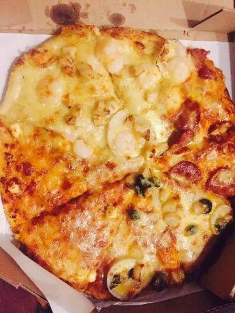 Yellow Cab Pizza: 四季披萨