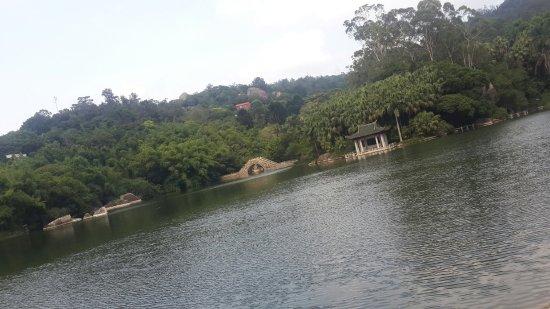 Xiamen Botanical Garden: 万石岩水库