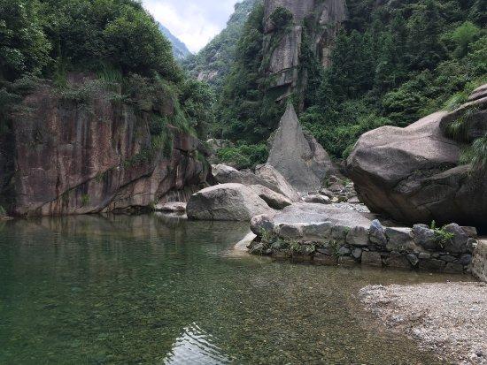 Jixi County, China: 徽杭古道