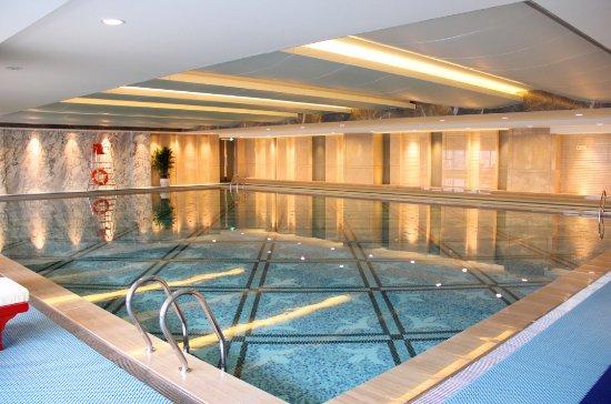 Baoji, China: 游泳馆