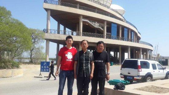 Jixi, China: 新开流遗址