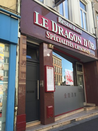 restaurant chinois le dragon d 39 or photo de restaurant chinois le dragon d 39 or lille tripadvisor. Black Bedroom Furniture Sets. Home Design Ideas