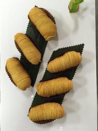 Taizhou, Çin: 榴莲酥