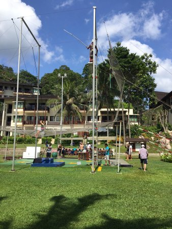 Club Med Bintan Island: 很愉快的经历,玩得很尽兴。因为过生日还送了蛋糕,感觉很贴心。