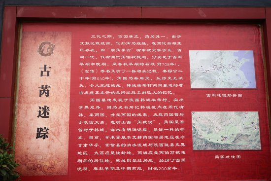 Ruins Cultural Artifacts Exhibition Hall of East and West Zhou Dynasty: 博物馆信息