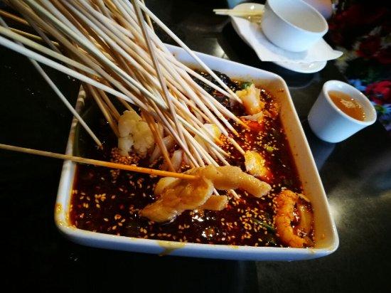 Alhambra, CA: Chengdu Taste