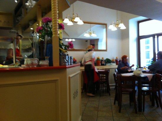 典雅的餐馆