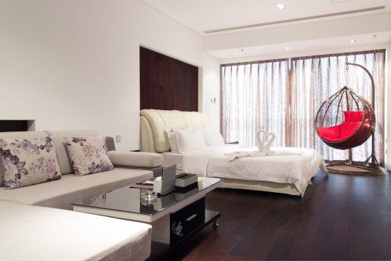Baideng Holiday Apartment Qingdao Jiaonan Naluwan