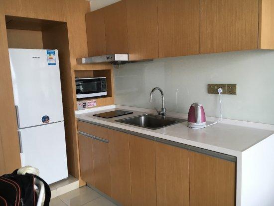Wanye Xinjie All Suite  Apartment Hotel