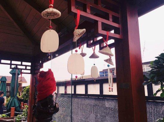 Baoding, Chiny: 可以写下自己的愿望