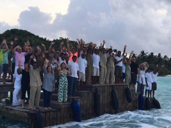 Soneva Fushi Resort: Farewell