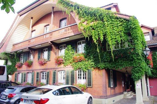 Hotel Sternen Muri: 非常有格调的酒店