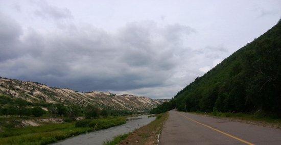 Keshiketeng Qi, Kina: 原生态的西拉沐伦河