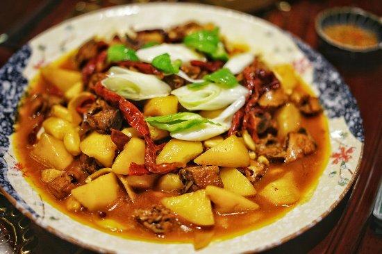 Hasil gambar untuk Xinyue Muslim Restaurant
