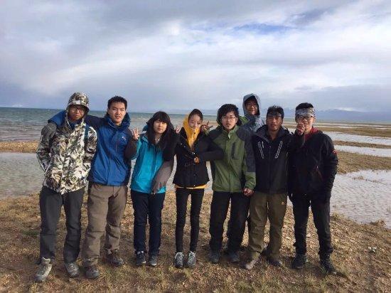 Zhiduo County, Китай: 我们 我们 我们