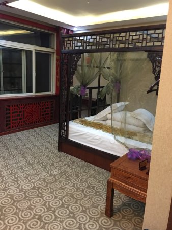 Huolinguole, Китай: 钰龙宾馆