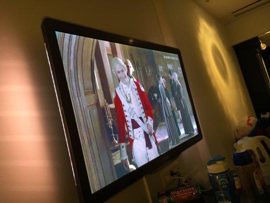 Nordic Light Hotel: TV