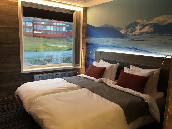 Svalbard Hotel: 温暖舒适……