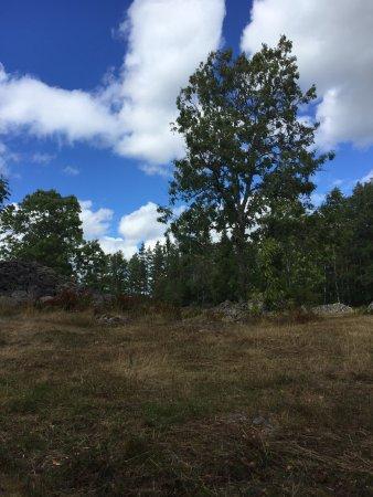 Morlunda, Svezia: Här är Badlands!