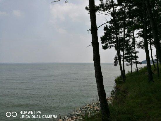 Changchun, Çin: 新立湖国家水利风景区