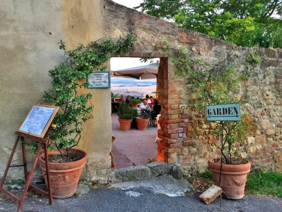 photo1.jpg - Picture of Terrazza Val D\'Orcia, Pienza - TripAdvisor