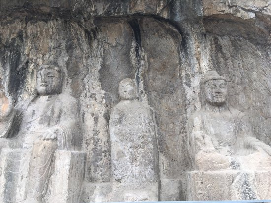 Longmen County, Chine : 不好玩