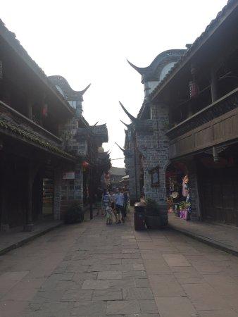 Shuangliu County, Κίνα: 黄龙溪古镇
