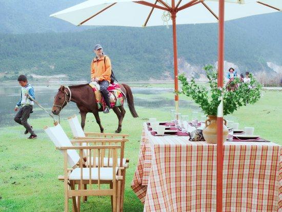Songtsam Shangri-la (Lugu) Hotel: 别了,松赞,西藏,我们再见!