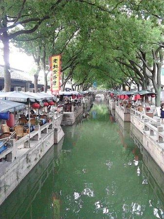 Tongli Town: 同里古镇水道