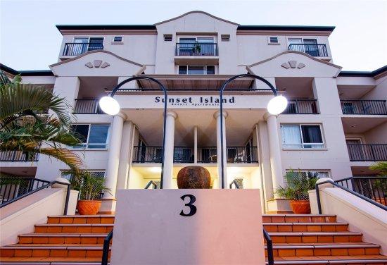 Sunset Island Resort: 日落岛度假村-Penthouse 太漂亮了。