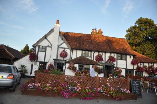 Old Windsor, UK: 美食、孩子们在草坪上的玩耍、热情周到的店主夫妇,找到这家餐厅绝对是我们旅途中的幸运。可以全家用餐,也可以泡吧,还可以住宿,停车是免费的,完美